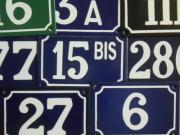 N° classique avec ou sans BIS/A...